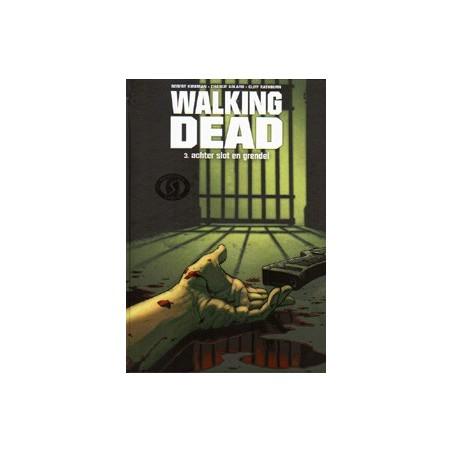 Walking dead NL03 HC Achter slot en grendel