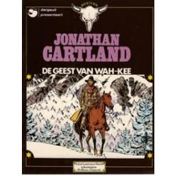 Jonathan Cartland 02<br>De geest van Wah-kee<br>herdruk
