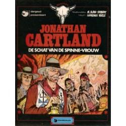 Jonathan Cartland 03<br>De schat van de spinne-vrouw<br>herdruk