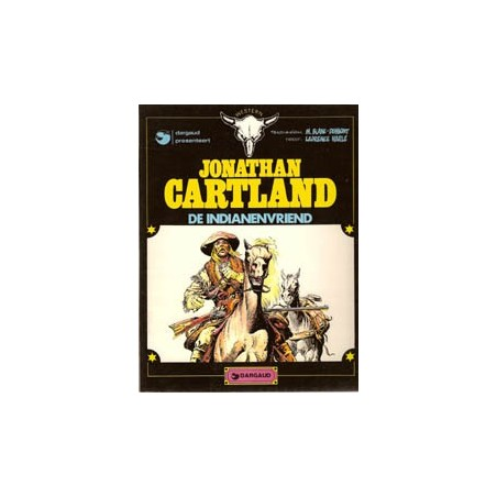 Jonathan Cartland 04<br>De indianen vriend<br>herdruk