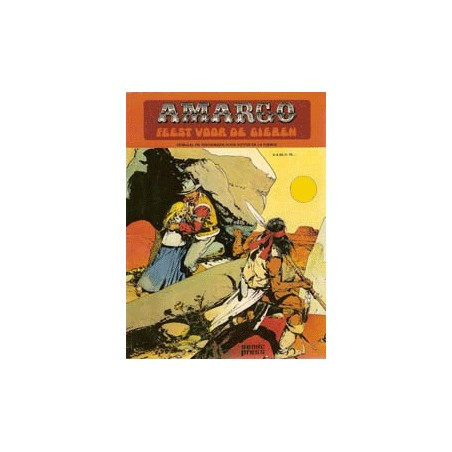 Amarco setje Deel 1 & 2 1e drukken 1976-1977