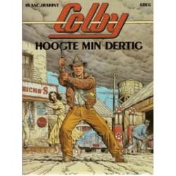 Colby setje<br>Deel 1 t/m 3<br>1 drukken 1991-1997