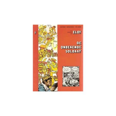 Eloy setje Deel 1 t/m 3 1e drukken 1981-1983
