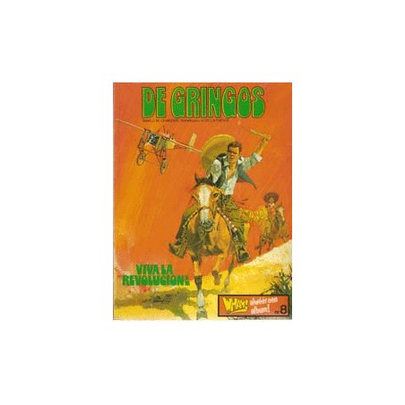 Gringos setje Deel 1 & 2  1e drukken 1979