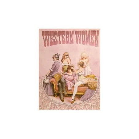 Western Women setje SC Deel 1 & 2 1e drukken 1982