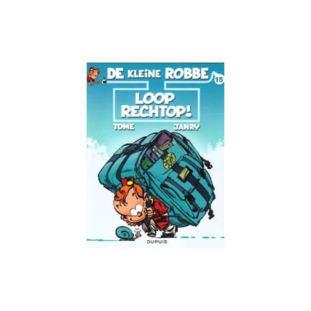Kleine Robbe  15 Loop rechtop!