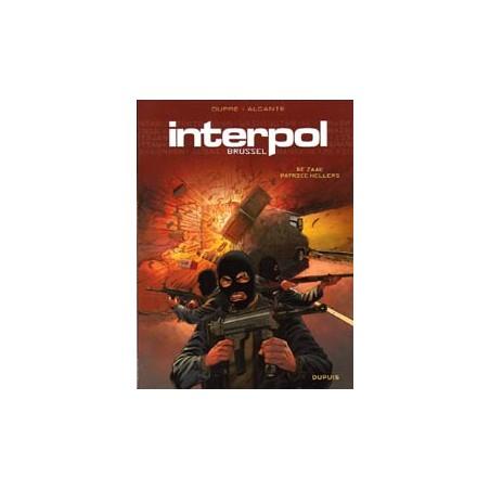 Interpol Brussel 01 De zaak Patrice Hellers 1e druk 2010
