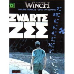 Largo Winch 17 SC Zwarte Zee