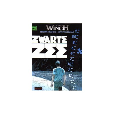 Largo Winch  17 Zwarte Zee