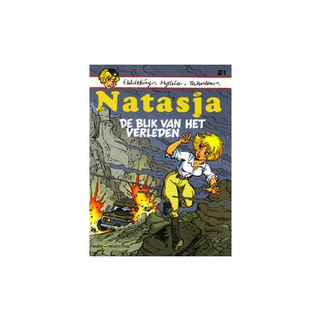 Natasja  21 De blik van het verleden