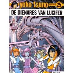 Yoko Tsuno 25 De dienares van Lucifer