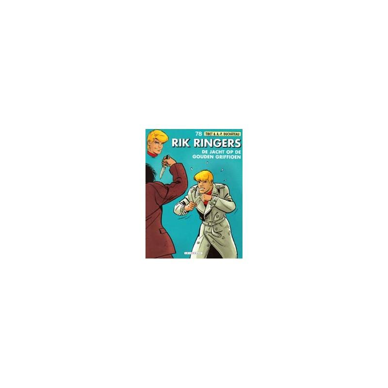 Rik Ringers 78 De jacht op de gouden griffioen