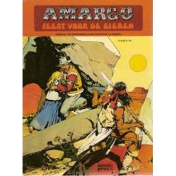 Amarco 01 Feest voor de gieren 1e druk 1976