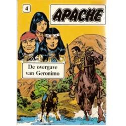 Apache 04 SC De overgave van Geronimo 1e druk 1982