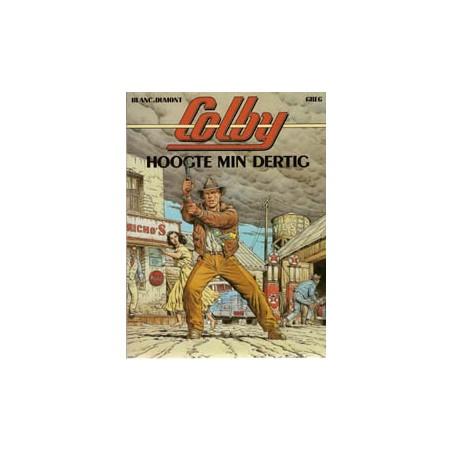 Colby 01 Hoogte min dertig 1e druk 1991