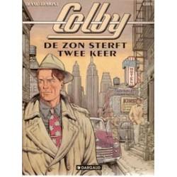 Colby 02 De zon sterft twee keer 1e druk 1993