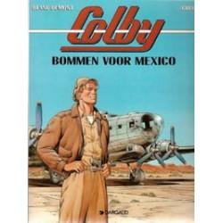 Colby 03 Bommen voor Mexico 1e druk 1997