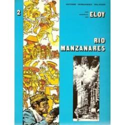 Eloy 02<br>Rio Manzanares<br>1e druk 1982