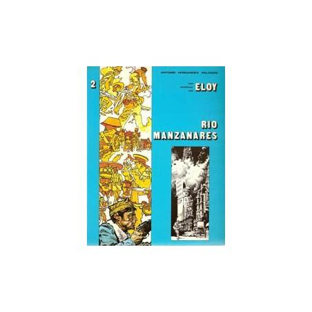 Eloy 02 Rio Manzanares 1e druk 1982