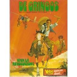 Gringos 01 Viva la revolucion 1e druk 1979