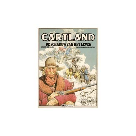 Jonathan Cartland 08 De schaduw van het leven 1e druk 1987