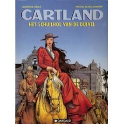 Jonathan Cartland 10 Het schuilhol van de duivel 1e druk