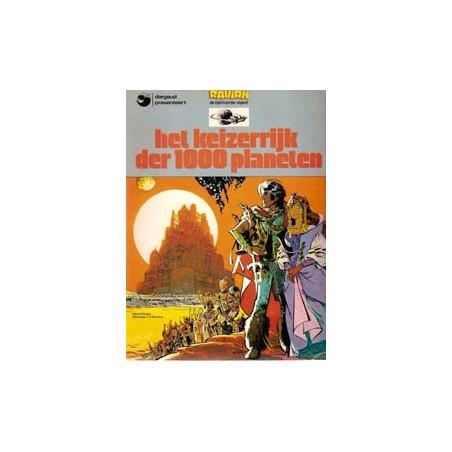Ravian<br>02 - Het keizerrijk der 1000 planeten<br>1e druk 1973