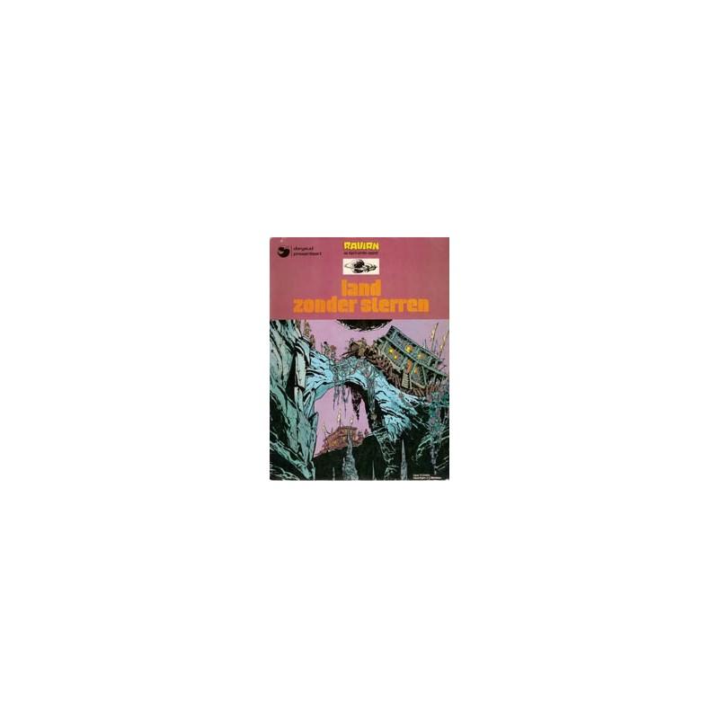 Ravian 03 Land zonder sterren 1e druk 1974