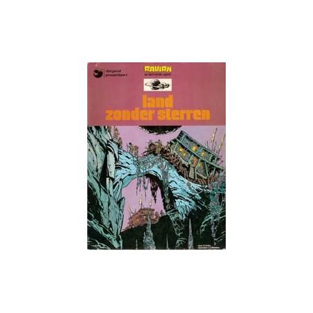 Ravian 03 - Land zonder sterren 1e druk 1974