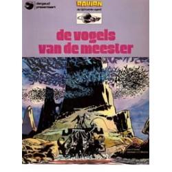 Ravian 05 - De vogels van de meester 1e druk 1975