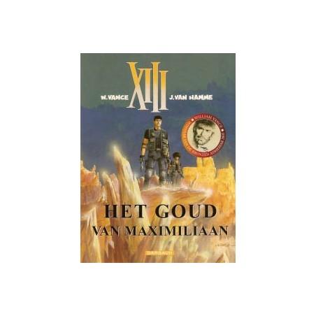 XIII  17 Het goud van Maximiliaan