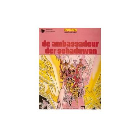 Ravian 06 De ambassadeur der schaduwen 1e druk 1976