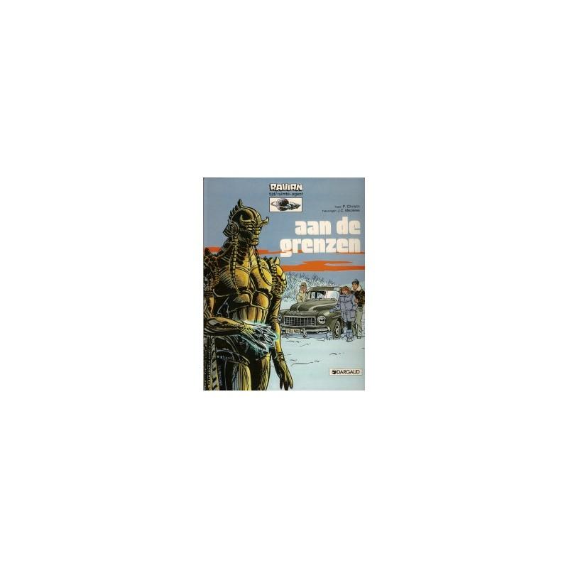Ravian 13 Aan de grenzen 1e druk 1988