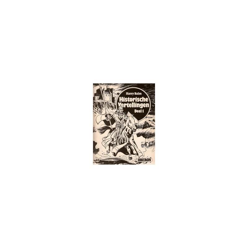 Balm Historische vertellingen 01 1e druk 1981
