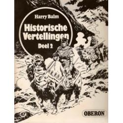 Balm<br>Historische vertellingen 02<br>1e druk 1982
