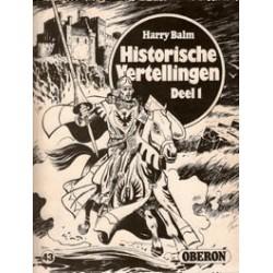 Balm<br>Historische vertellingen set<br>Deel 1 t/m 3<br>1e druk
