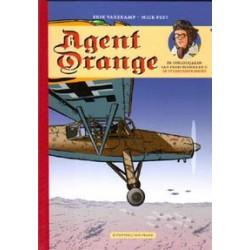 Agent Orange HC 04<br>De oorlogsjaren van prins Bernhard II