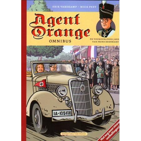 Agent Orange  Omnibus Vooroorlogse jaren prins Bernhard