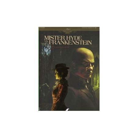 Mister Hyde vs. Frankenstein 01 HC De laatste nacht van god (Collectie 1800)
