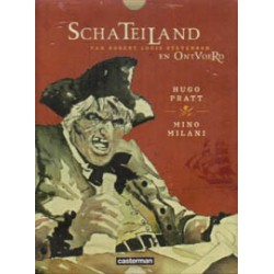 Pratt<br>Schateiland & Ontvoerd HC
