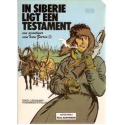 Ivan Zoerin 02<br>In Siberië ligt een testament<br>1e druk 1980