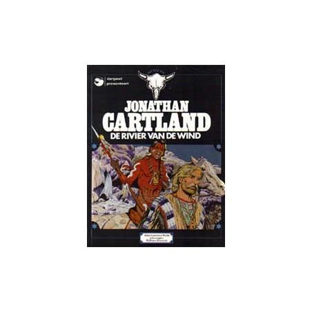 Jonathan Cartland 05% De rivier van de wind 1e druk 1980