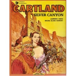 Jonathan Cartland 07 Silver Canyon 1e druk 1984