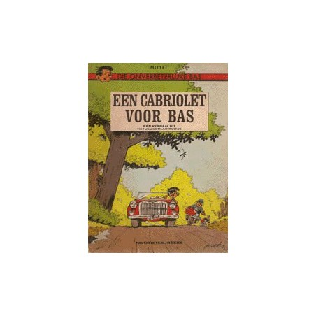 Onverbeterlijke Bas setje<br>Deel 1 t/m 4<br>1 drukken 1969-1974