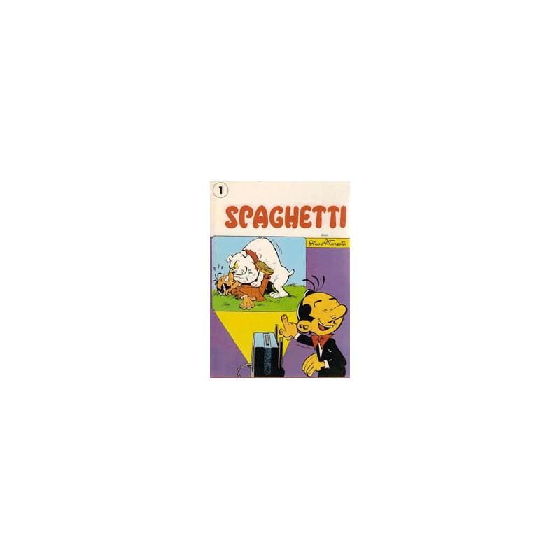 Spaghetti Rossel uitgaven setje Deel 1 & 2 1e drukken 1975