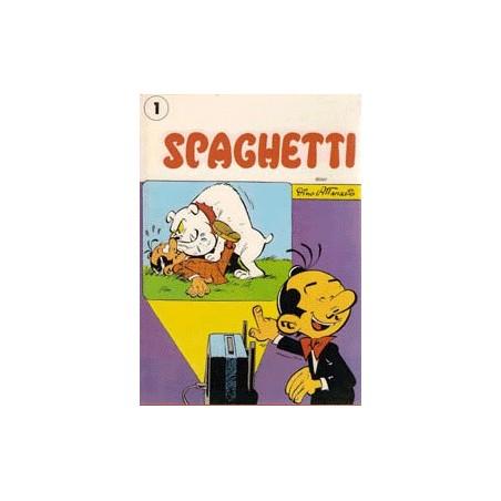 Spaghetti Rossel uitgaven setje<br>Deel 1 & 2<br>1e drukken 1975