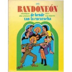 Bandoneon setje<br>4 Delen<br>1e drukken 1973-1980