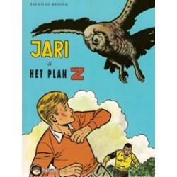 Jari KL2<br>Jari en het plan Z<br>herdruk
