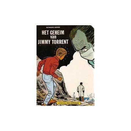 Jari 09 Het geheim van Jimmy Torrent herdruk 1982
