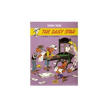 Lucky Luke II 24 - The Daily Star 1e druk 1984